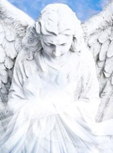 کمک های فرشتگان