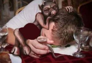 اثر مخرب الکل بر پیشرفت روحی