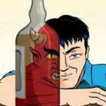 ارتباط مصرف الکل و جنزدگی در باورهای مختلف جهان