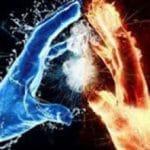 احساس انرژی بین دو نفر