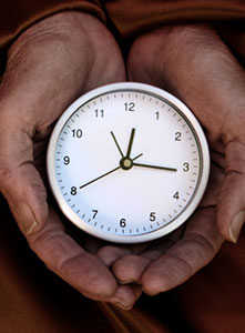 روزی چند دقیقه مراقبه کنیم؟
