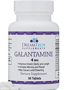 رویابینی آگاهانه و گالانتامین