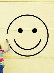 خوشحال بودن