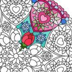 کتاب رنگ آمیزی بزرگسالان، جایگزینی برای مدیتیشن