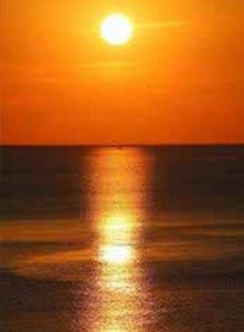 خیره شدن به خورشید