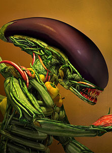 گیاه خواری اسلام