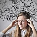 کاهش بازدهی در اثر سرکوب افکار منفی