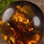 سنگ کهربا، پاک کننده انرژی