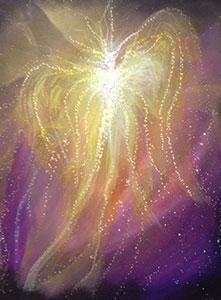 شفادهی در پرواز روح
