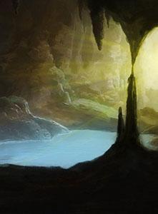داستان ترسناک ماورایی - غار مرموز
