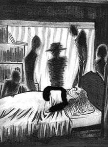 آیا ارواح از مرگ عزیزان خود با خبر می شوند؟